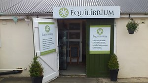 Woodborough. Equilibrium-frontdoor